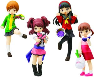 Persona 4 Half Age Characters Blind Mystery Box Figure