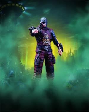 Batman Arkham City Series 4 Deadshot Action Figure