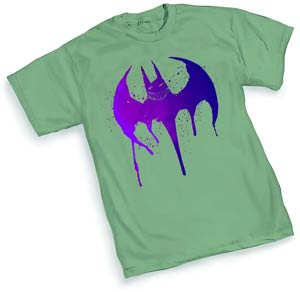 Joker Symbol T-Shirt Large