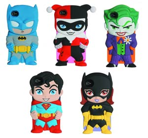 DC Chara-Covers iPhone 4/4S Case 12-Piece Case Assortment Case