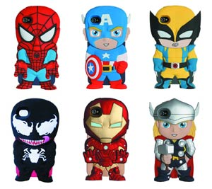 Marvel Chara-Covers iPhone 4/4S Case 12-Piece Assortment Case
