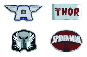 Marvel Heroes Belt Buckle - Spider-Man Logo