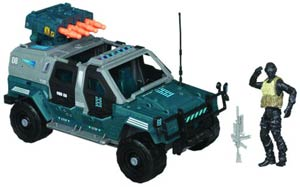 GI Joe Retaliation Delta Vehicle Assortment Case 201301