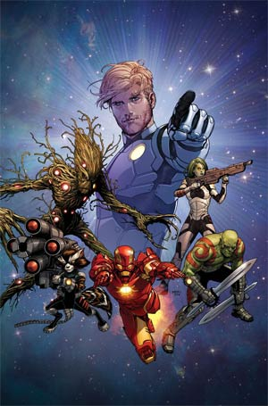 Guardians Of The Galaxy Marvel Now Poster
