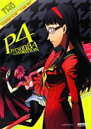 Persona 4 Collection 2 DVD