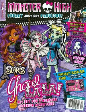 Monster High Magazine #2