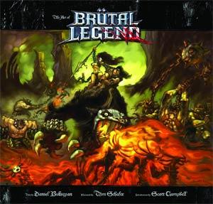 Art Of Brutal Legend HC