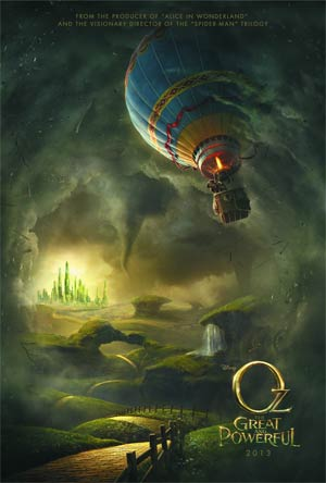 Art Of Oz The Great And Powerful SC