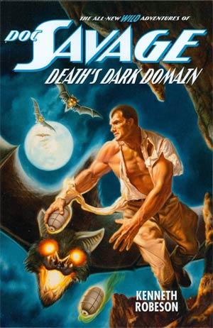 Doc Savage Deaths Dark Domain TP