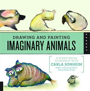 Drawing And Painting Imaginary Animals SC