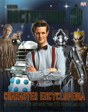Doctor Who Character Encyclopedia HC