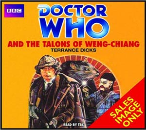 Doctor Who And The Talons Of Weng-Chiang Audio CD Set