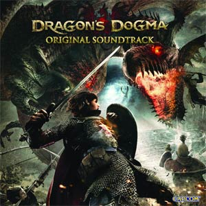 Dragons Dogma Original Soundtrack CD