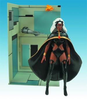 Marvel Select X-Men Storm Action Figure Alternate Hair Version