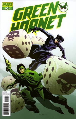 Kevin Smiths Green Hornet #31 Cover A Phil Hester Cover