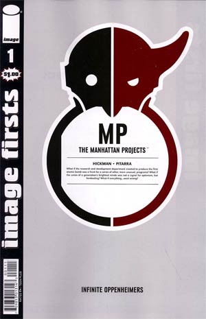 Image Firsts Manhattan Projects #1 Current Ptg