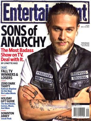 Entertainment Weekly #1235 Nov 30 2012