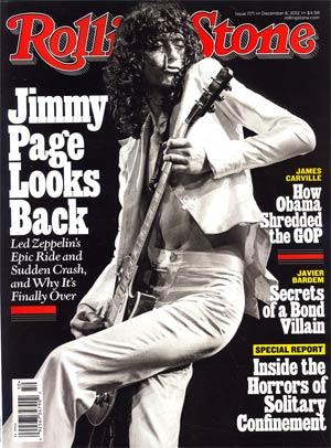 Rolling Stone #1171 Dec 6 2012