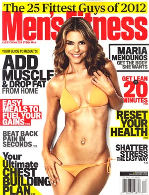 Mens Fitness Vol 28 #10 Dec 2012