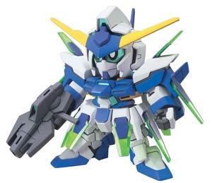 Gundam Super Deformed Kit BB#376 Gundam AGE-FX