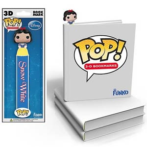 Snow White 3D POP Bookmark