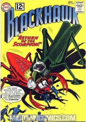 Blackhawk #178