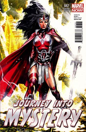 Journey Into Mystery Vol 3 #647 Cover B Incentive Variant Cover