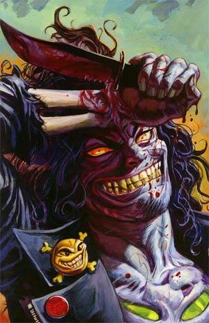 Evil Ernie Vol 3 #3 Incentive Dan Brereton Virgin Cover