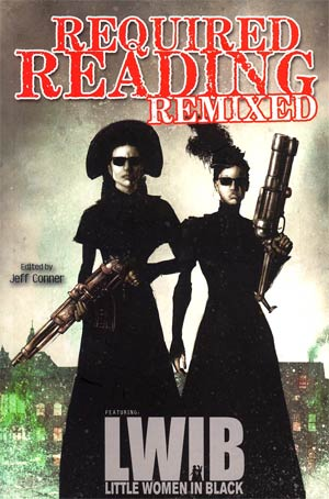 Required Reading Remixed Vol 3 LWIB TP