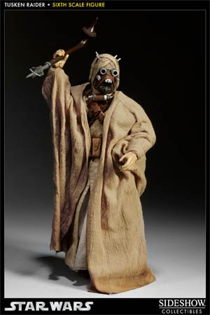 Star Wars Tusken Raider Sideshow Exclusive 12-Inch Action Figure