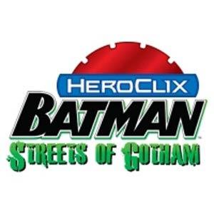 DC HeroClix Batman Streets Of Gotham Single Figure Booster Pack