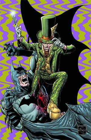 Batman The Dark Knight Vol 2 #18 Regular Ethan Van Sciver Cover