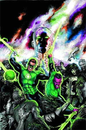 Green Lantern Vol 5 #18 Regular Gary Frank Cover (Wrath Of The First Lantern Tie-In)
