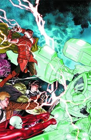 Justice League Dark #18