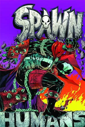 Spawn #229 Regular Todd McFarlane Cover