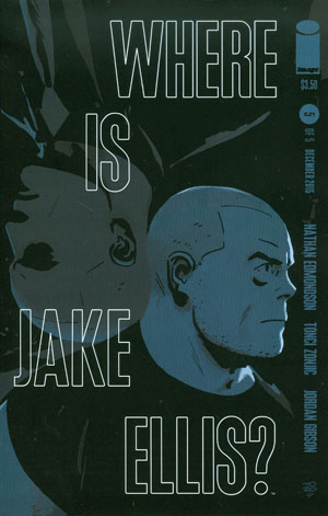 Where Is Jake Ellis #5