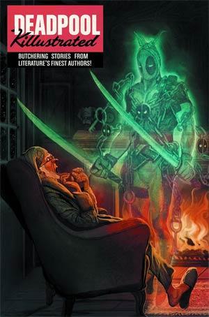 Deadpool Killustrated #3 1st Ptg