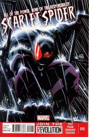 Scarlet Spider Vol 2 #15