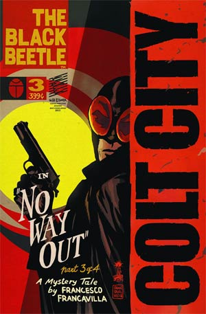 Black Beetle No Way Out #3