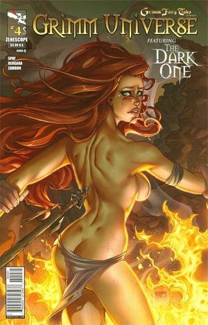 Grimm Universe #4 Dark One Cover C Nei Ruffino
