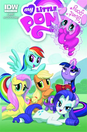 DO NOT USE My Little Pony Friendship Is Magic #5 Regular Cover (Filled Randomly With 1 Of 2 Covers)