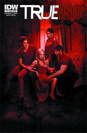 True Blood Vol 2 #11 Variant Photo Subscription Cover