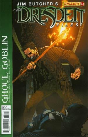 Jim Butchers Dresden Files Ghoul Goblin #3