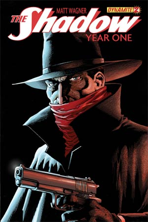 Shadow Year One #2 Regular Cover A Matt Wagner