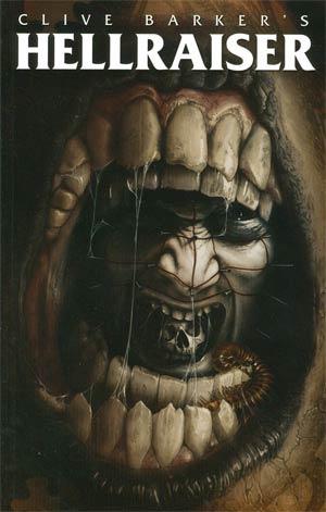 Clive Barkers Hellraiser Vol 5 Blood Communion TP