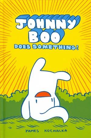 Johnny Boo Vol 5 Johnny Boo Does Something HC