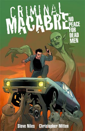 Criminal Macabre No Peace For Dead Men TP