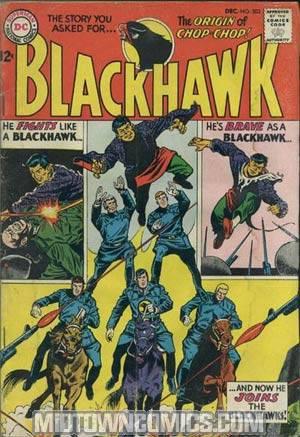 Blackhawk #203