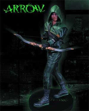 Arrow TV Oliver Queen 1/6 Scale Statue
