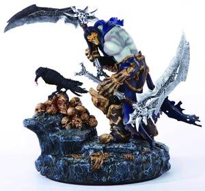 Darksiders II Death & Dust Premier Scale Statue